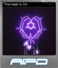 AIPD - Artificial Intelligence Police Department Foil 5