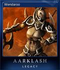 Aarklash Legacy Card 2