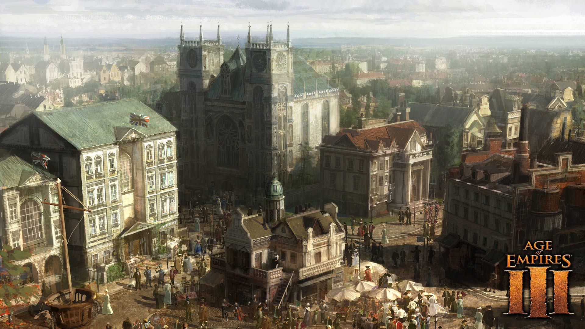 Age of Empires III - Homecity | Steam Trading Cards Wiki