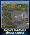 Airport Madness World Edition Card 2