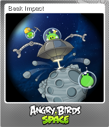 Angry Birds Space Foil 8