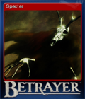 Betrayer Card 5