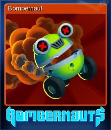 Bombernauts Card 2