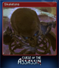 Curse of the Assassin Card 7