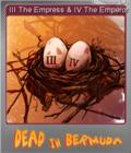 Dead In Bermuda Foil 2