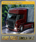 Euro Truck Simulator 2 Foil 1