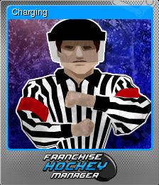 Franchise Hockey Manager 2014 Foil 3
