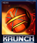 KRUNCH Card 4