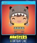 Monsters Ate My Birthday Cake Card 5