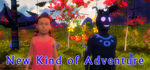 New kind of adventure Logo