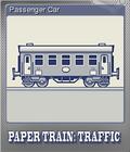 Paper Train Traffic Foil 2