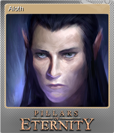 Pillars of Eternity Foil 1