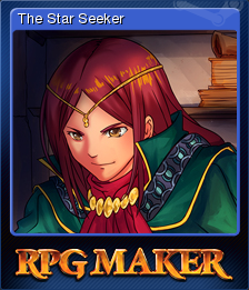RPG Maker VX Ace - The Star Seeker | Steam Trading Cards