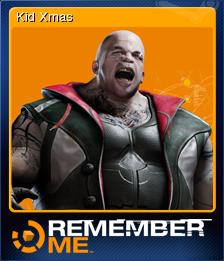 Remember Me Card 5