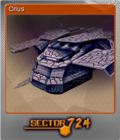 Sector 724 Foil 7