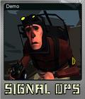 Signal Ops Foil 4