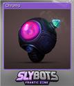 Slybots Frantic Zone Foil 5
