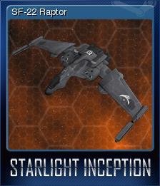 Starlight Inception Card 1
