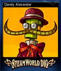 SteamWorld Dig Card 6