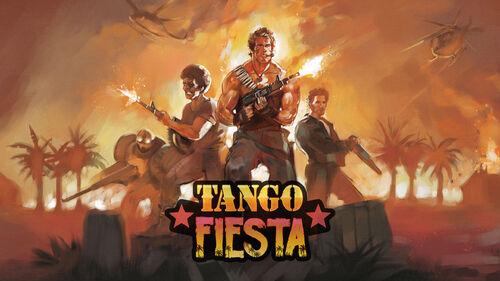 Tango Fiesta Artwork 5