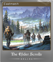 The Elder Scrolls Online - Eastmarch | Steam Trading Cards Wiki
