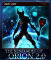 The Renegades of Orion 2.0 Card 3