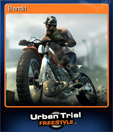 Urban Trial Freestyle Card 4