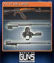 World of Guns Gun Disassembly Card 08