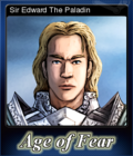 Age of Fear The Undead King Card 5