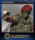 BlackShot Mercenary Warfare FPS Card 6