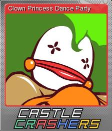 Castle Crashers Foil 6