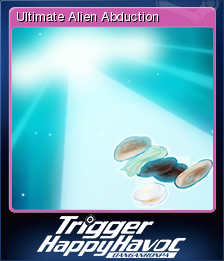 Danganronpa Trigger Happy Havoc Card 7