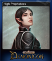 Demonicon Card 1