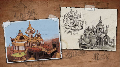 Deponia The Complete Journey Artwork 8