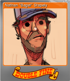 Double Fine Adventure Nathan Bagel Stapely Steam