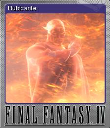 FINAL FANTASY IV Foil 7