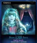 House of 1,000 Doors - Family Secrets Card 1