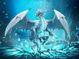 Legends of Solitaire: Curse of the Dragons - Ice Dragon