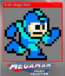 Mega Man Legacy Collection Foil 8