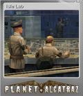 Planet Alcatraz Foil 1