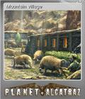 Planet Alcatraz Foil 4