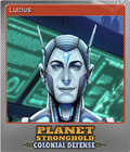 Planet Stronghold Colonial Defense Foil 4