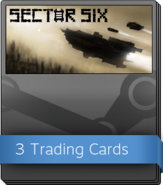 Sector Six Booster Pack