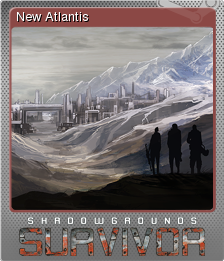 Shadowgrounds Survivor Foil 8