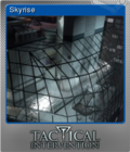 Tactical Intervention Foil 12