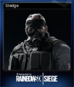 Tom Clancy's Rainbow Six Siege Card 03