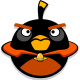 Angry Birds Space Badge 2