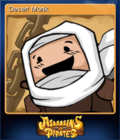 Assassins vs Pirates Card 3
