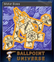 Ballpoint Universe Infinite Card 08