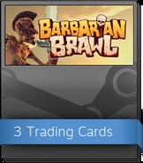 Barbarian Brawl Booster Pack